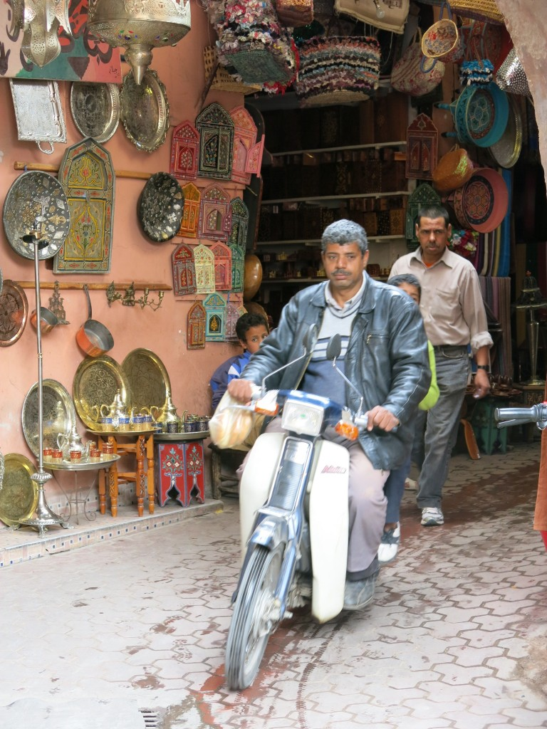 Marrakesh Transportation