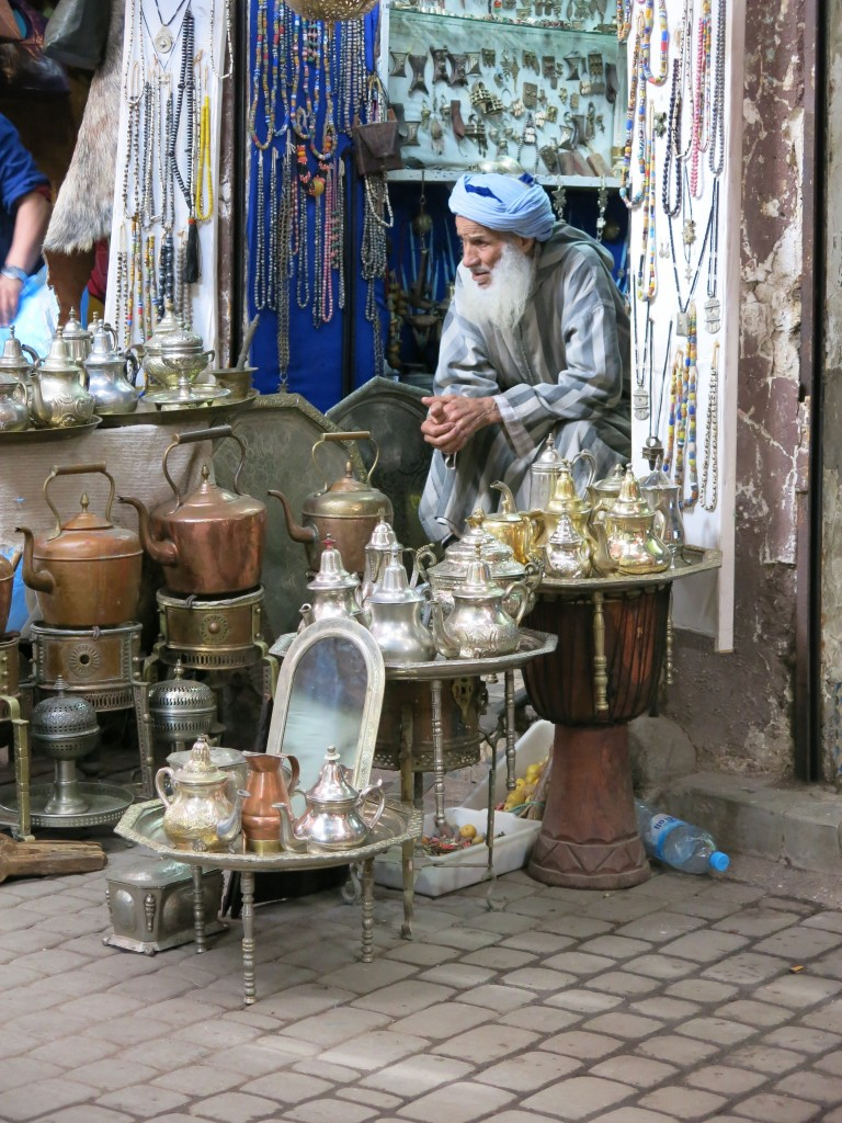 Marrakesh Vendor
