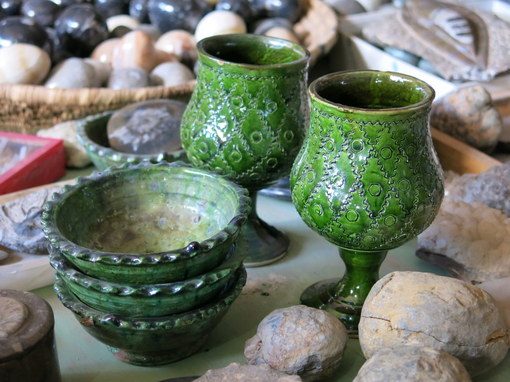 green pottery I wish I had bought