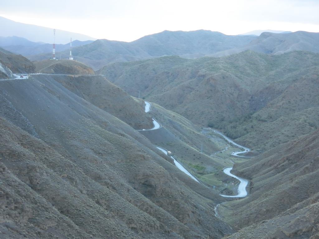 Col du Tichka road