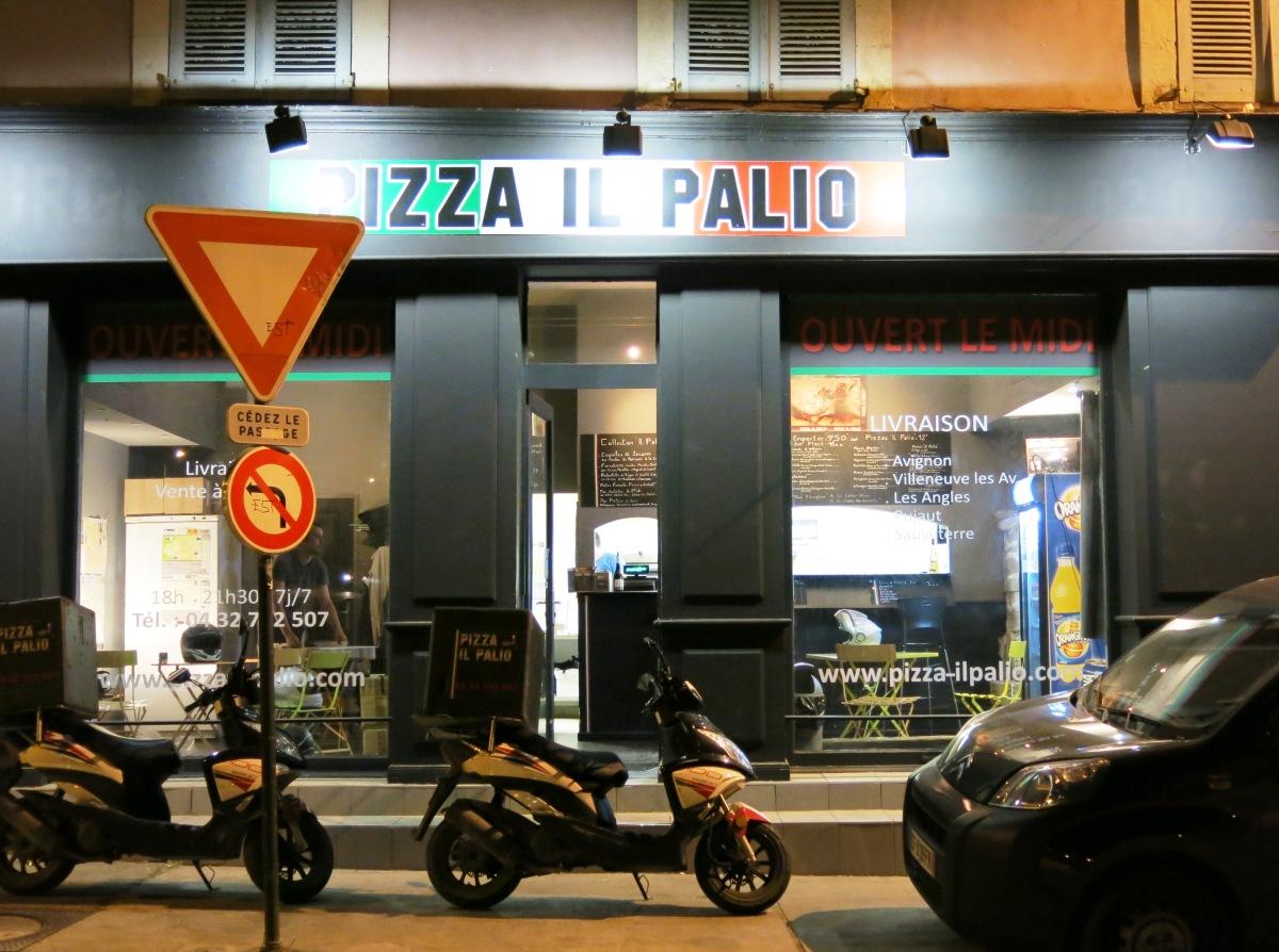 Pizza il Palio, Villeneuve-lès-Avignon