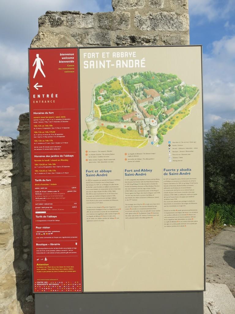 Fort Saint-André (Villeneuve-lès-Avignon)