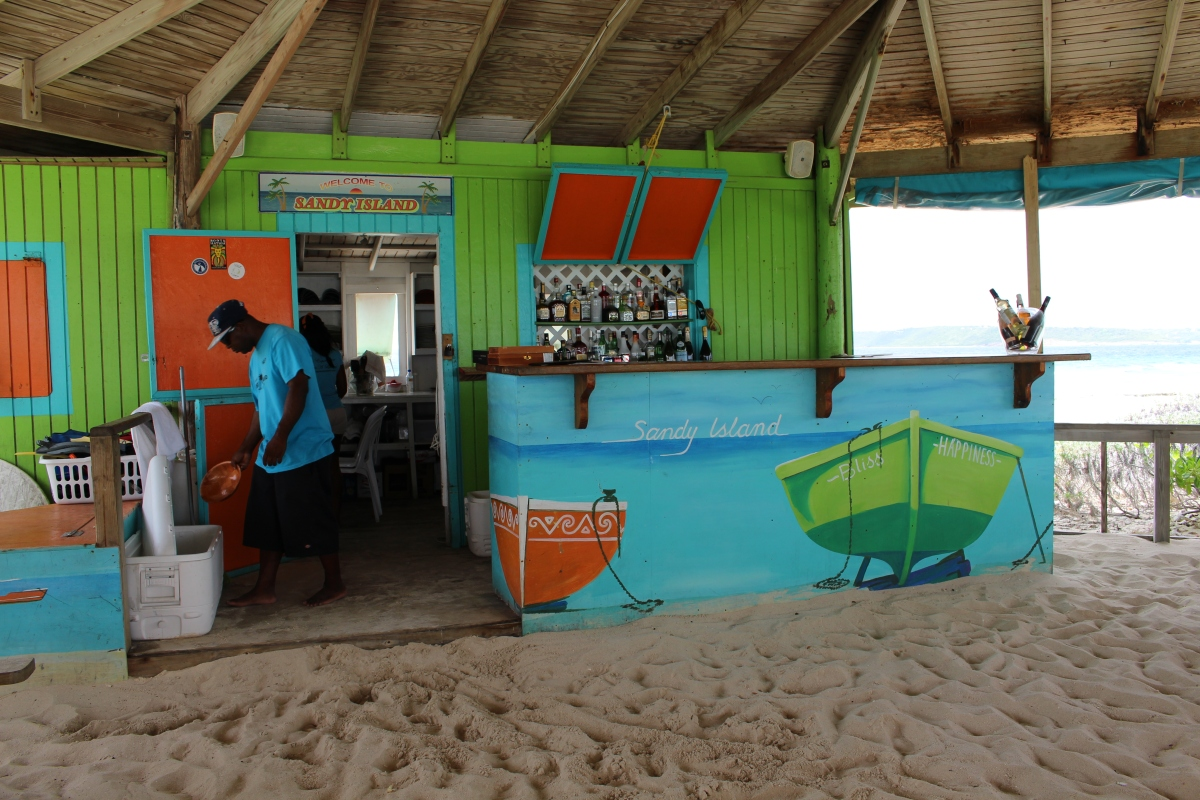 Sandy Island 5