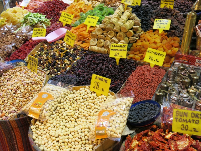 Spice Market, Istanbul, Asian Side