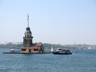 Maiden's Tower, Istanbul, Asian Side
