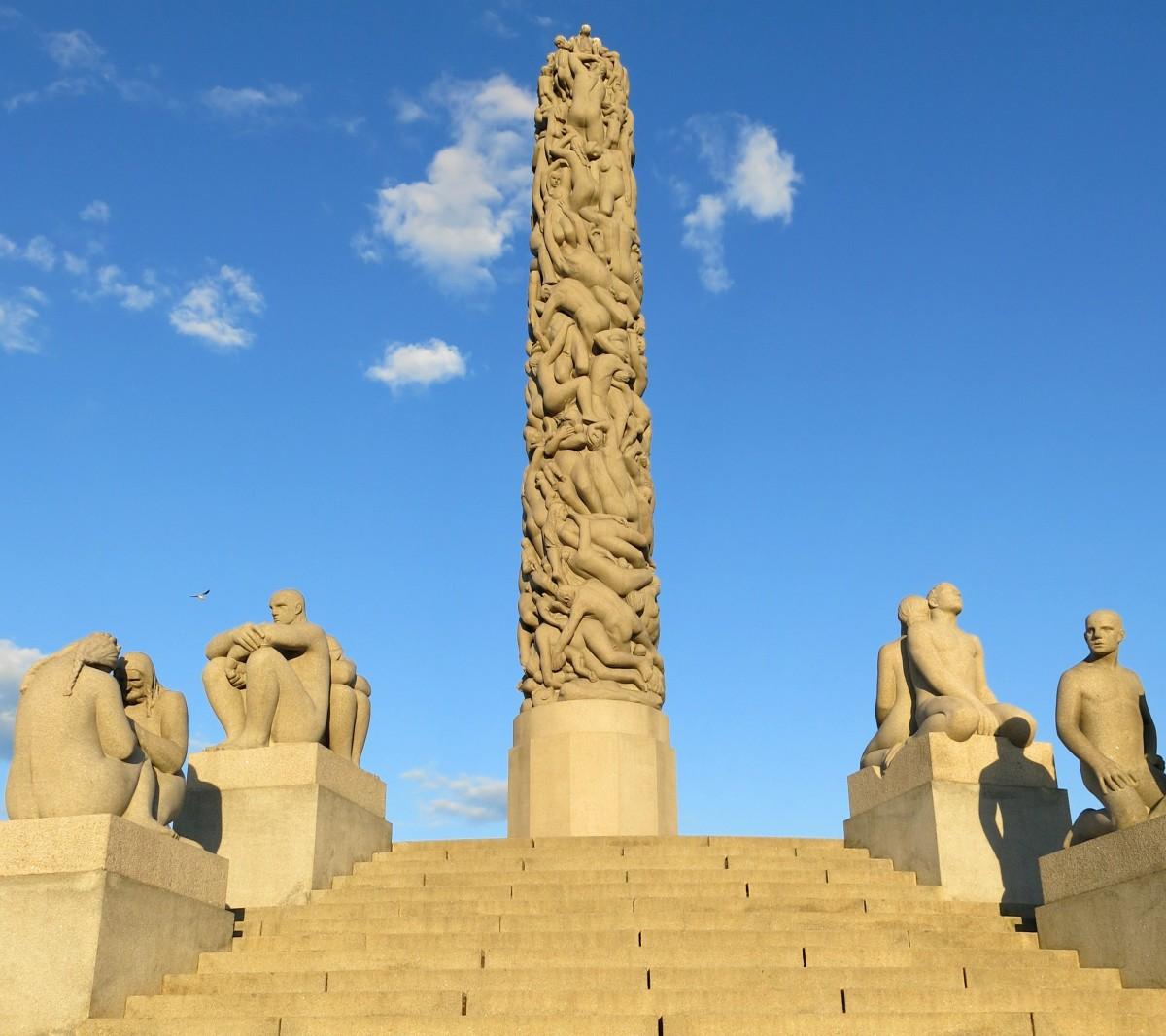 The Vigeland Sculpture Park