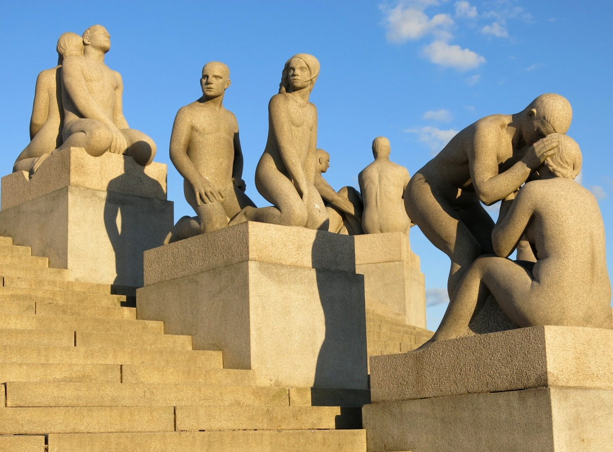 The Vigeland Sculpture Park