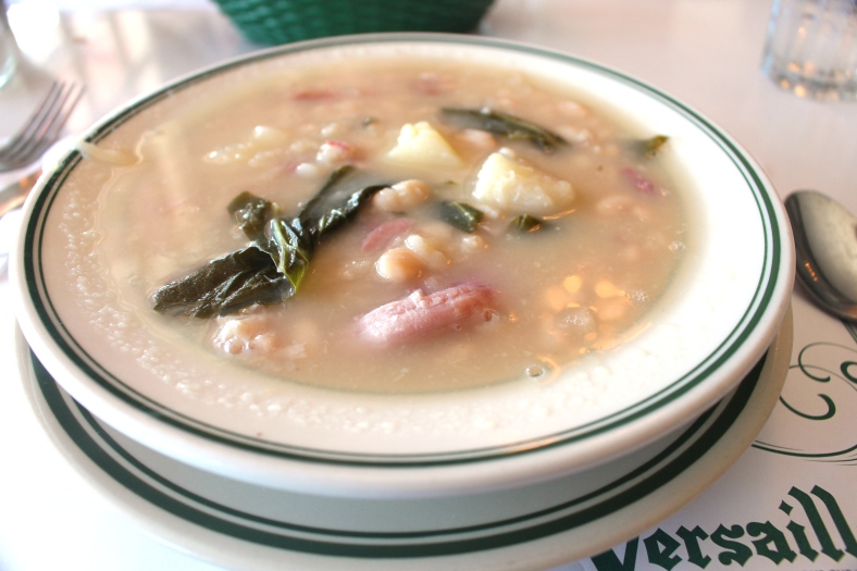 Galician White Bean Soup