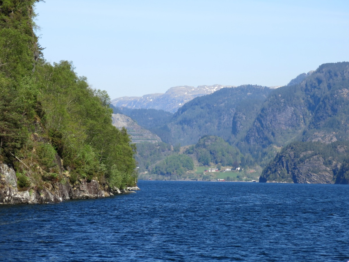 Fjord tour in Bergen, Norway