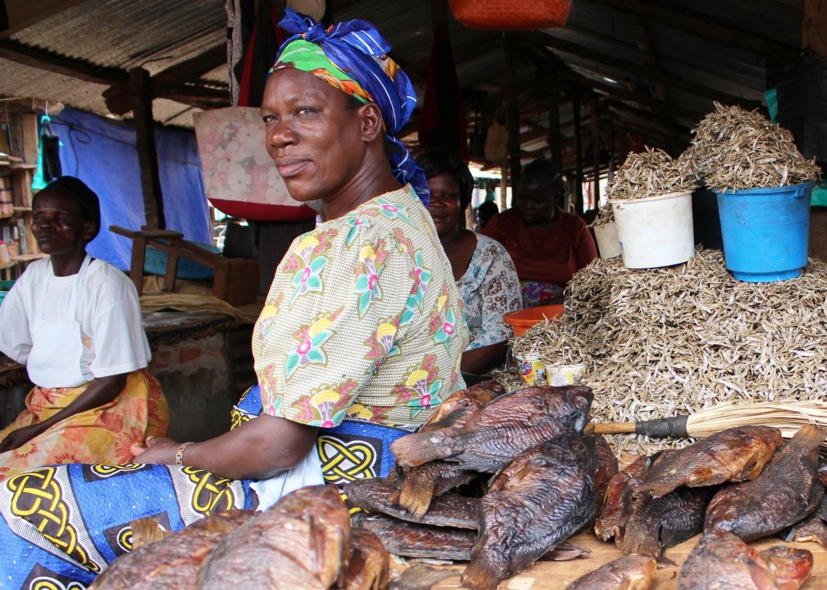 Gulu Market
