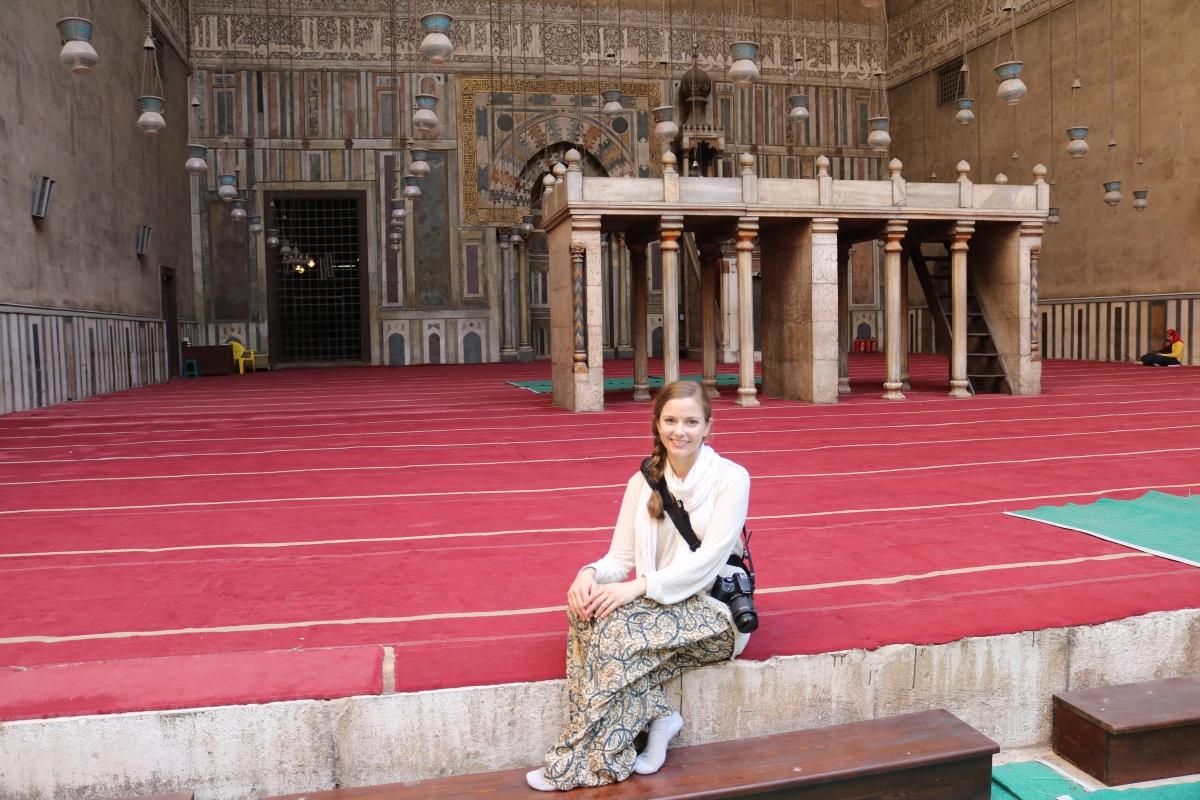 El Sultan Hassan Mosque 2