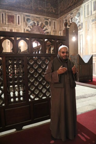 El Sultan Hassan Mosque 3