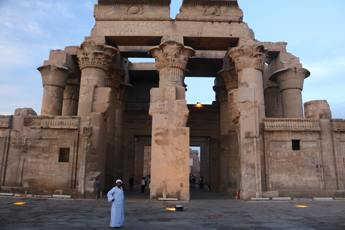 Kom Ombo Temple 1