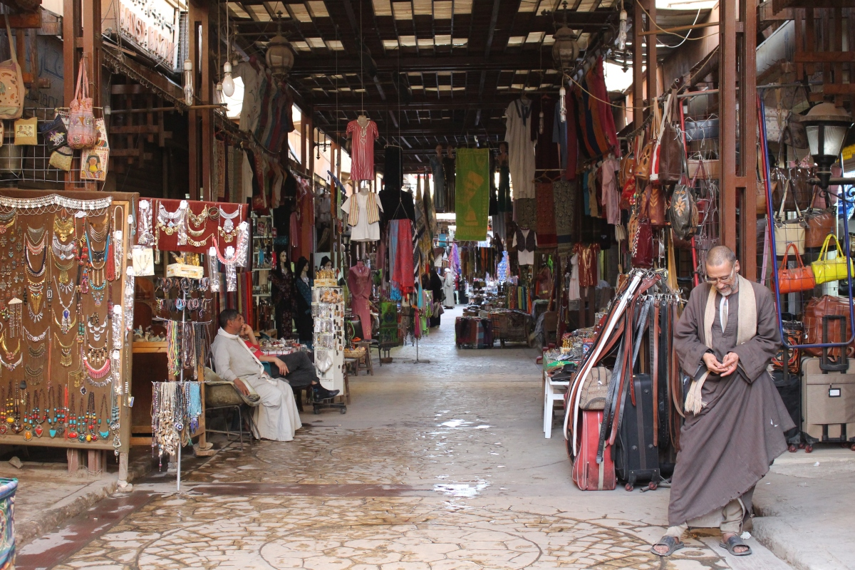 Luxor souk 2