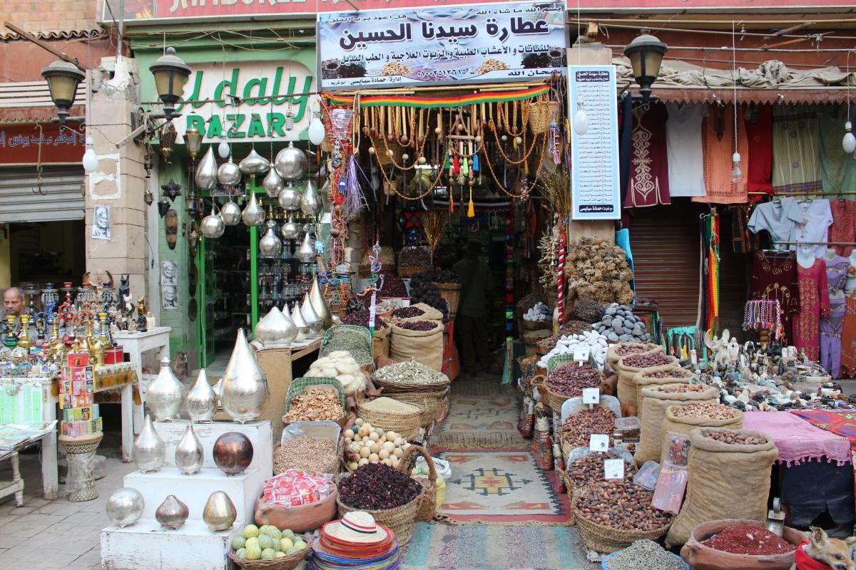 Luxor souk 3