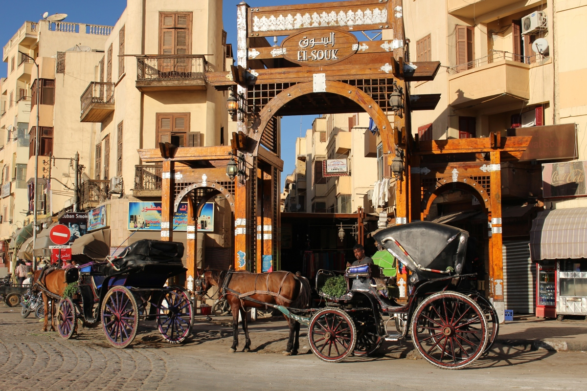 Luxor souk