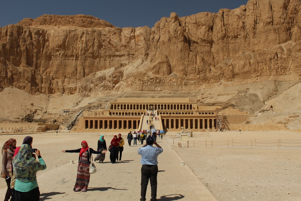 Mortuary Temple of Hatshepsut 1