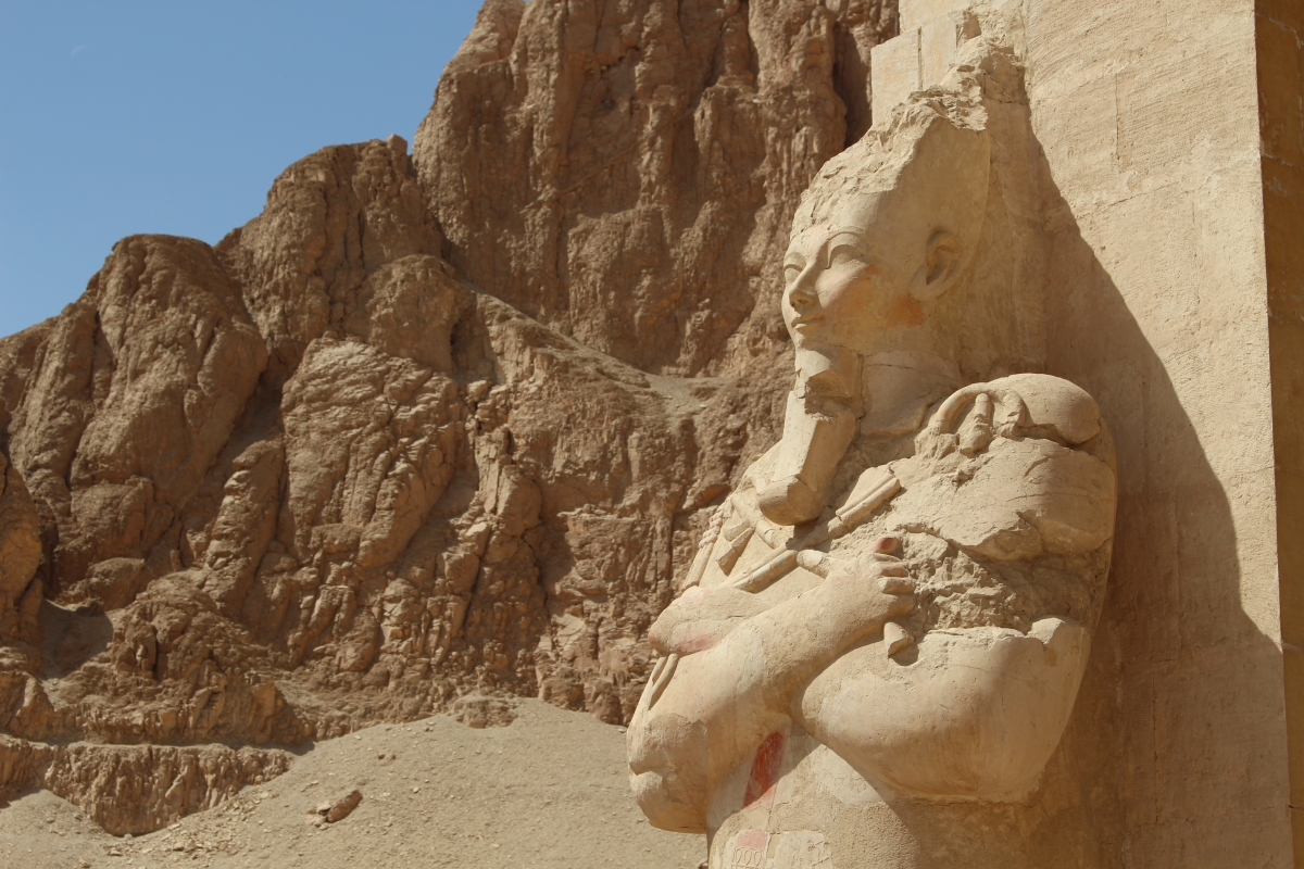 Mortuary Temple of Hatshepsut 2