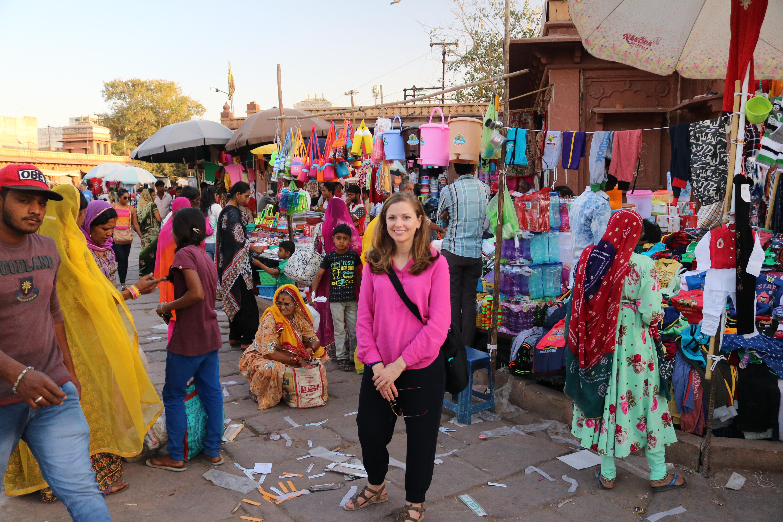 Market in Jodhpur, India