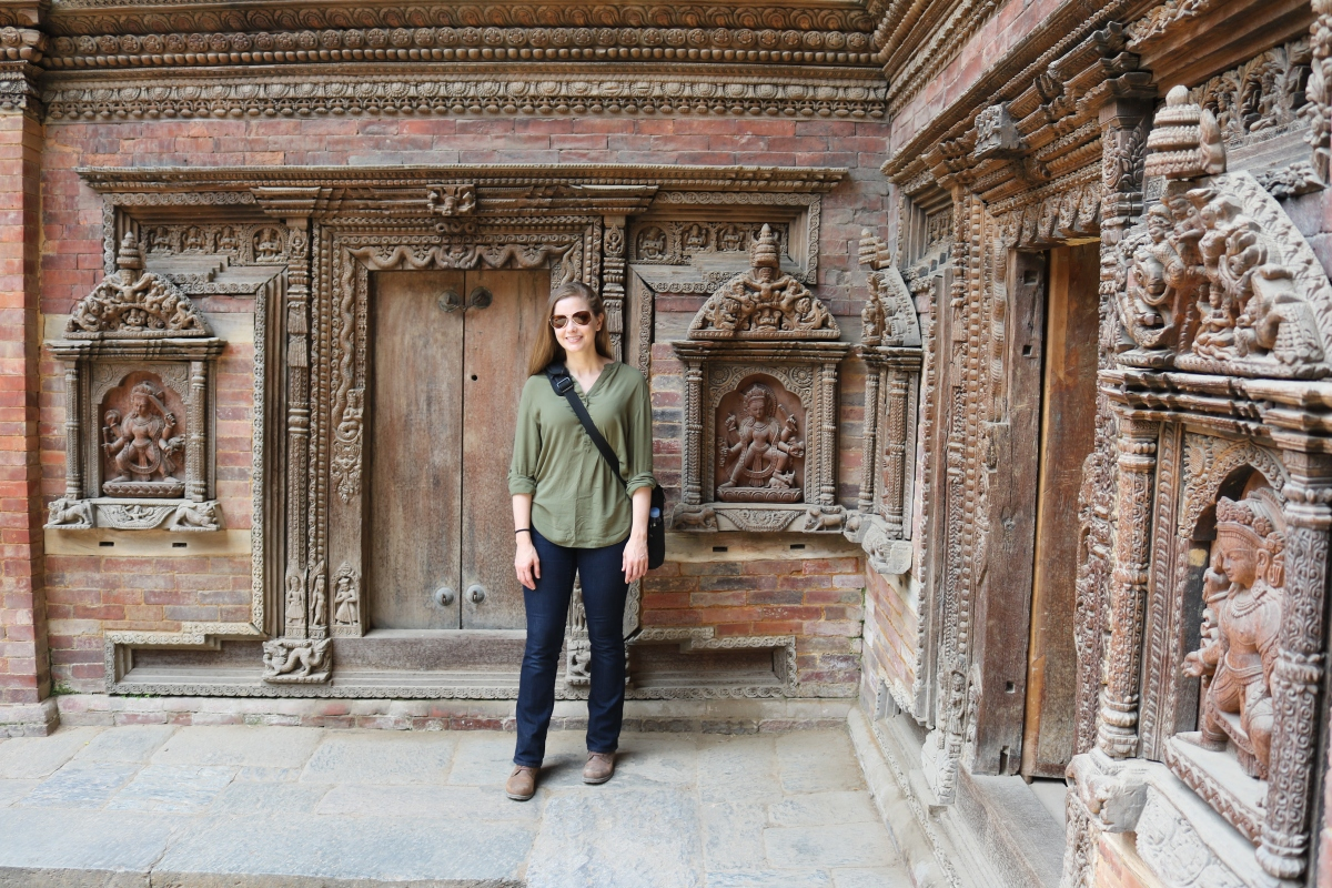Patan Royal Palace Complex