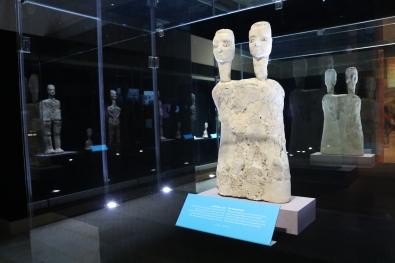 Ain Ghazal Statues, Jordan Museum