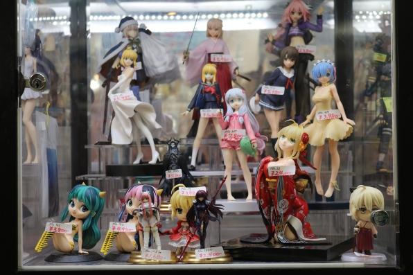 Akihabara toys