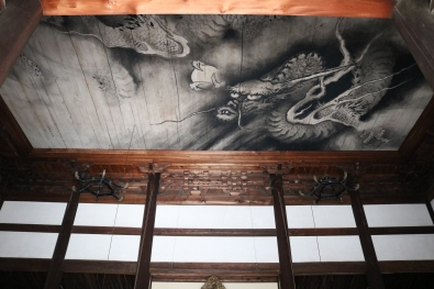 Ceiling, Tofukuji Temple