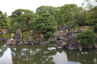 garden, Nijo castle