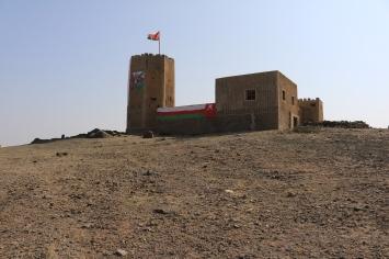 Gendarmerie fort
