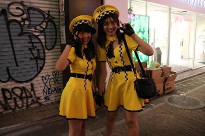 Halloween, Shinjuku