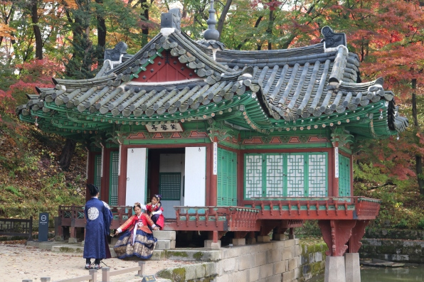 Huwon Secret Garden, Changdeokgung (4)