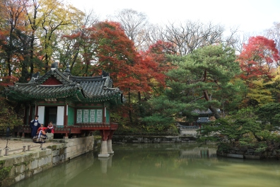 Huwon Secret Garden, Changdeokgung (5)
