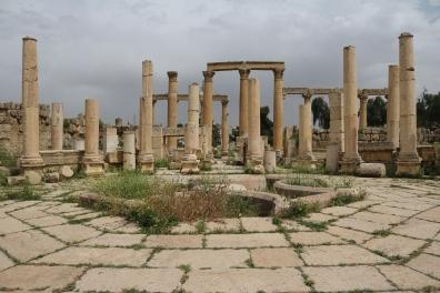Jerash ruins (2)