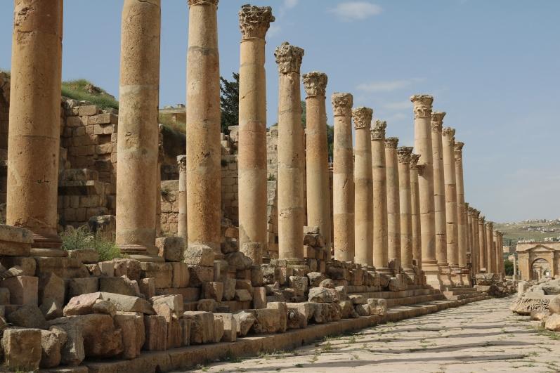 Jerash ruins (5)