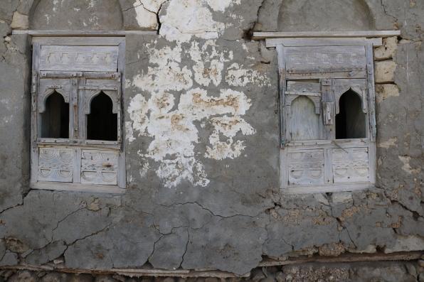 Old town Mirbat