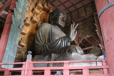 The Great Buddha, Nara