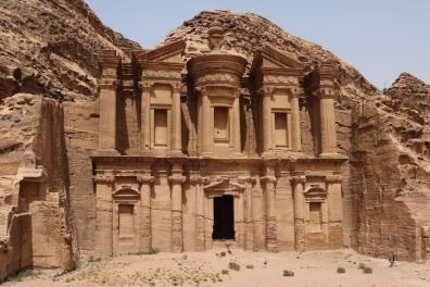 The Monestary, Petra