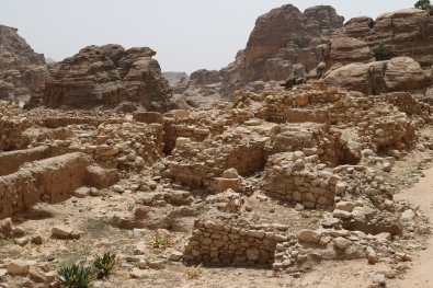 The Neolithic village of Beidha